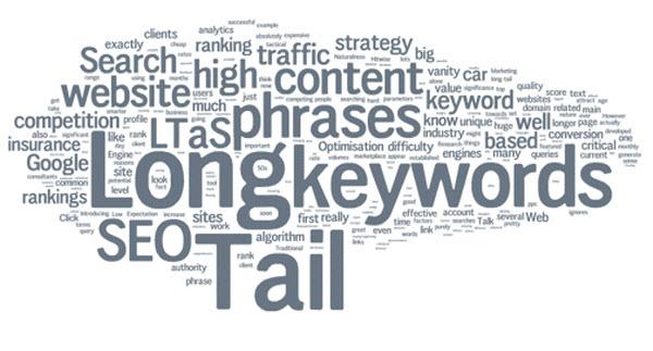 Long Tail Keywords Advantages