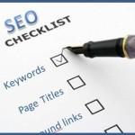 SEO Checklist For Web Designers