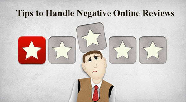 How to Handle Negative Reviews of Your Online Business