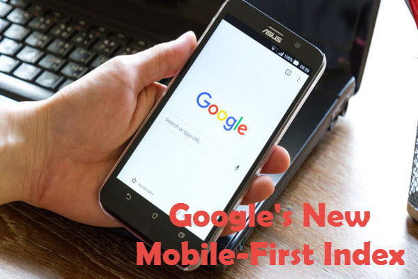 Google's New Mobile-First Index