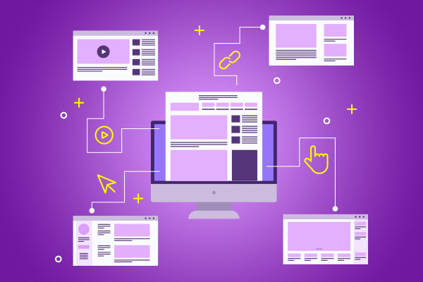 Get the concept Link building process