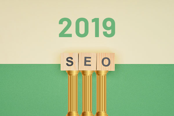 The three pillars of SEO in 2019
