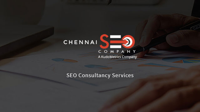 SEO Consultancy Services | Best SEO Company In Chennai